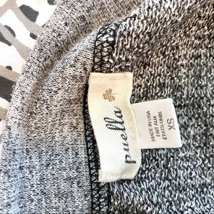 Anthropologie Dresses - Anthropologie high-low sweater dress size xs